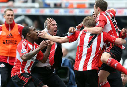 Sunderland: Crazed lunatics shoot-up cash for kicks