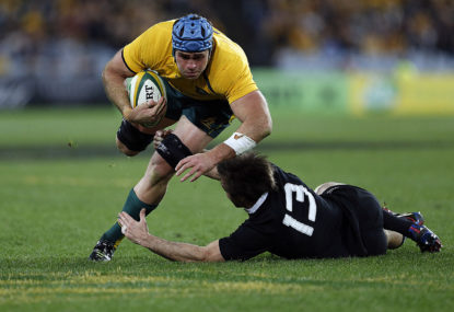 Cattle, 'cash carries' and combinations for the Wallabies