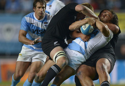 All Blacks hit the lead in the 10 Nations