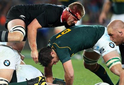All Blacks, welcome to Johannesburg