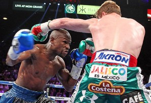 Who should Floyd's Mayweather next fight foe be?