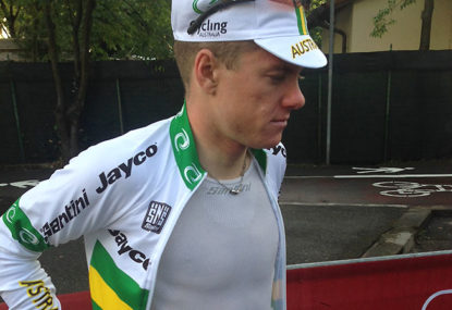 Simon Clarke evidence of cycling's new clean generation