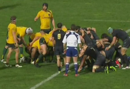 Who is to blame for scrum collapses?