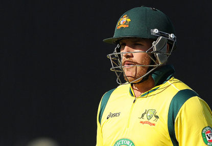 Brutal Finch must skipper Australia's ODI team