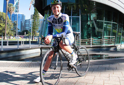 Rising star Melissa Hoskins on Orica-AIS, Olympics and the future