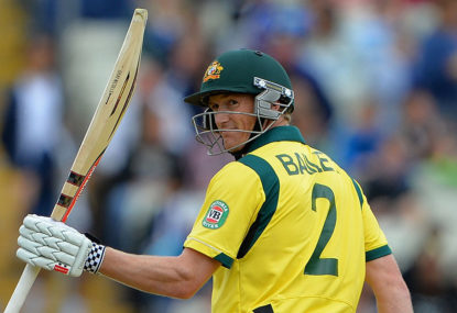 Bailey set to become Australia's selection chief as Hohns' two innings end after 16 years