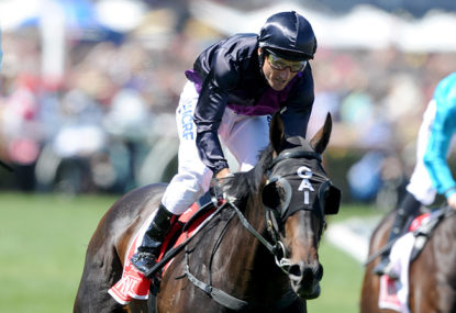 The 2014 Melbourne Cup topweight conundrum