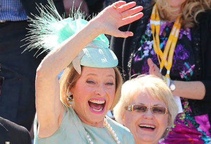 Melbourne Cup 2013: Racing's first lady Gai Waterhouse finally claims Cup
