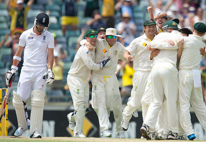 Australia face a sterner test against South Africa