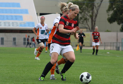 Caitlyn Cooper on life in the W-League with Western Sydney