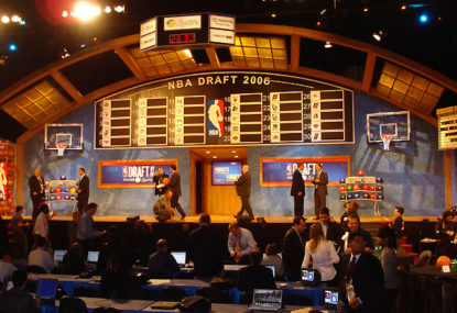NBA's new plan for draft order so crazy it might work