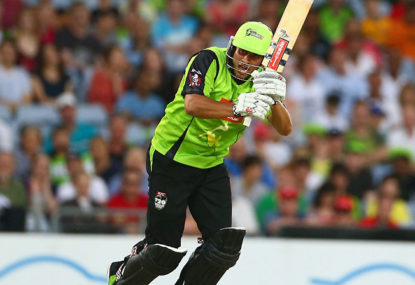 Sydney Sixers vs Sydney Thunder Big Bash preview and prediction