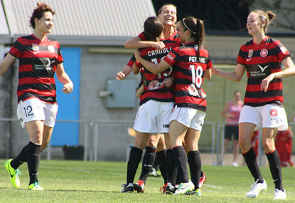 Is there space for the W-League in A-League academies?