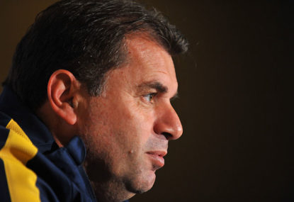 Ange Postecoglou: A man of action when the going gets tough