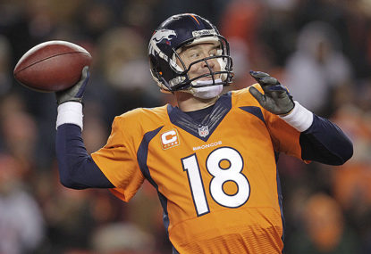 Peyton Manning has one more big record to break