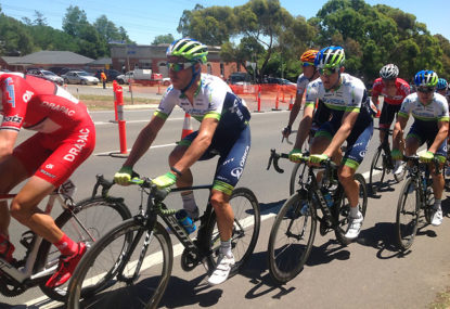 Orica-GreenEDGE are sitting pretty for 2016