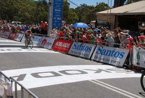 Tour Down Under stage 6 guide