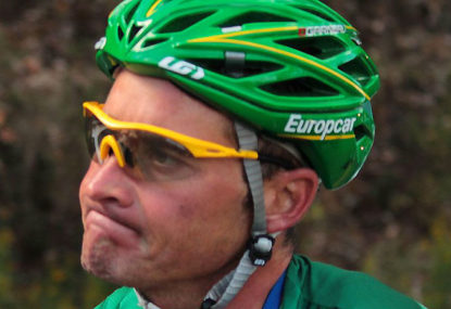 Thomas Voeckler out of Tour Down Under