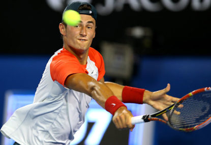 Five reasons Bernard Tomic should be your best mate