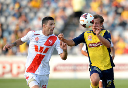 Melbourne Heart vs Central Coast Mariners: A-League live scores, blog