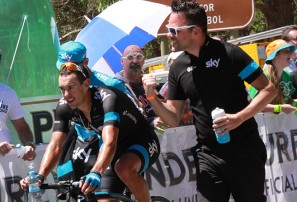 What a day of Tour Down Under action