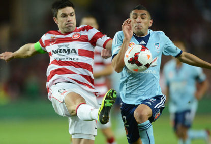 Sydney FC vs Western Sydney Wanderers: A-League live scores, blog