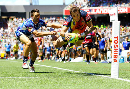 Can dusting off an old rule breathe life into rugby league attack?