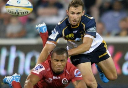 Brumbies ready to give the Reds another mauling