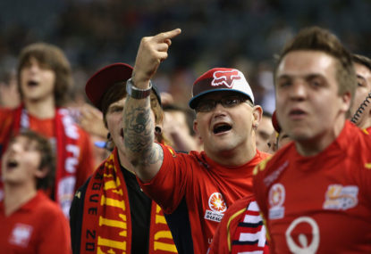 Adelaide United chairman slams FFA over Asian import quota