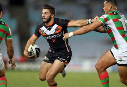 NRL Thursday Night Forecast: Rabbitohs vs Tigers