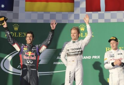 2014 Monaco Grand Prix: Rosberg wins at 'home'
