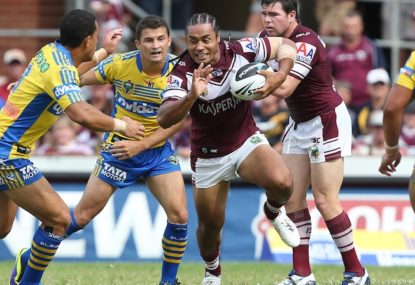NRL Thursday Night Forecast: Sea Eagles vs Eels