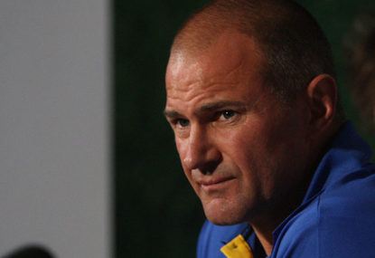 Eels coach Arthur's theme - keep finding someone to do the job