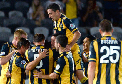 Central Coast Mariners vs Newcastle Jets: A-League live scores, blog