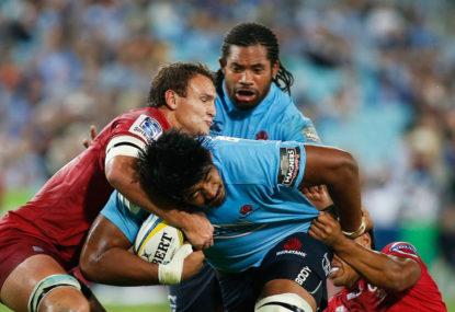 Waratahs actually look like a darn good rugby team