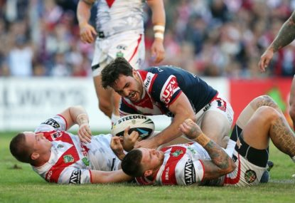 NRL Round 8 predictions: Roosters to topple the table-topping Dragons