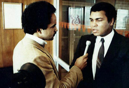 The politics of boxing: Muhammad Ali and ring activism