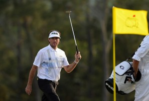 Blubbering Bubba too good at Augusta