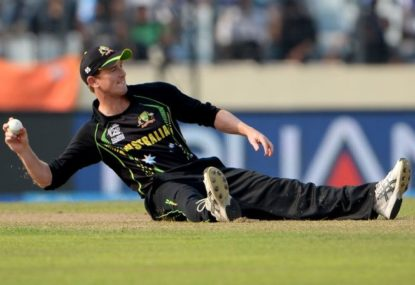 Bailey's form puts him first in line to be cut for Clarke