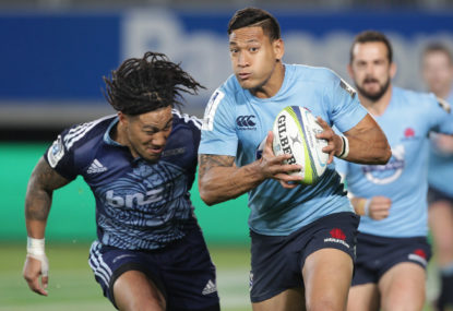 Roar Wallaby form teams  after the Super Rugby semi finals