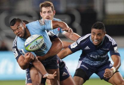 Super Rugby Round 16: Aussie team of the week