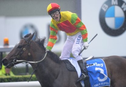 Lankan Rupee is the best sprinter, but no Hay List yet