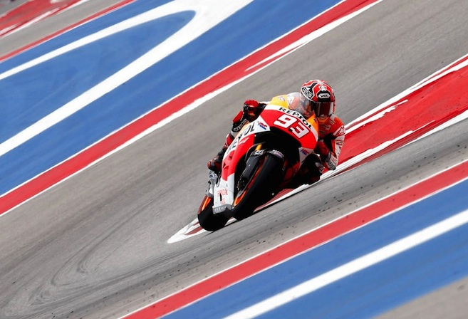 Marc Marquez of Honda (Photo: MotoGP)