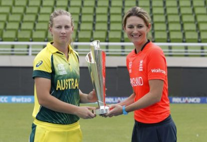 The rise of women's cricket continues with Women's Big Bash League