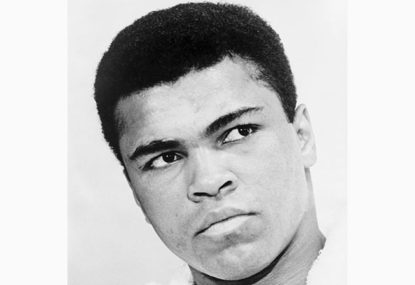 Muhammad Ali: Forever great