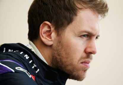 Sebastian Vettel's disrespect for the stewards is a new low for Formula One