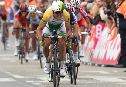 Gerrans' shattered collarbone gives rivals a chance at Road Nationals