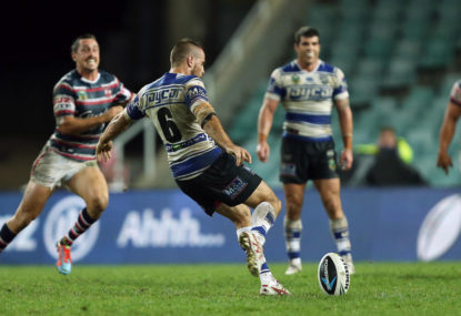 [VIDEO] Canterbury Bulldogs vs Sydney Roosters highlights: NRL live scores, blog