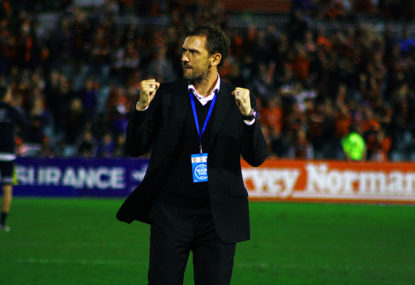 How long until Popovic outgrows Western Sydney?