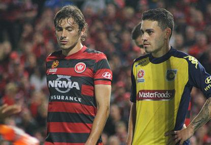Wanderers suffer shock FFA Cup loss
